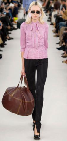 """BALENCIAGA Creative Director, Demna Gvasalia mixed kink with couture - """"As in, every Balenciaga woman has her freaky side."""""""
