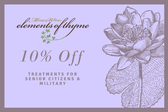 10% Off Coupons for Senior Citizens & Military