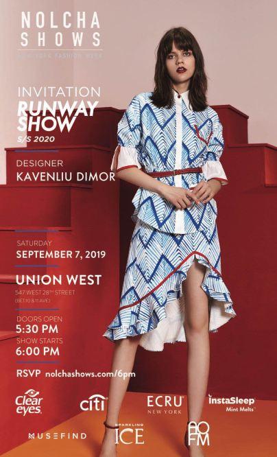 Invite :: KavenLiu Dimor